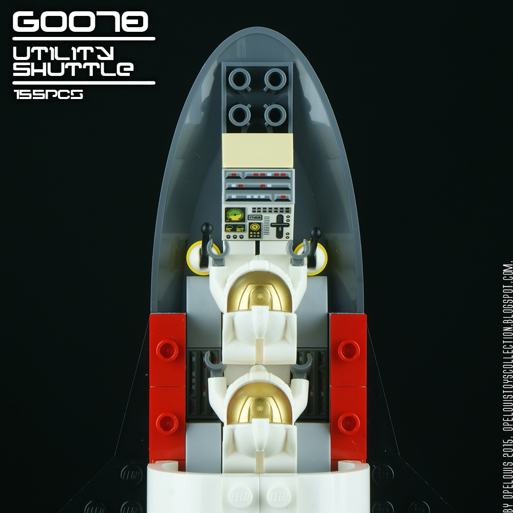 Opelouis S Toys Collection Lego City Space Exploration