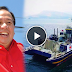 Watch: Bagong rescue and humanitarian vessel ng PRC, dumating na sa Pilipinas
