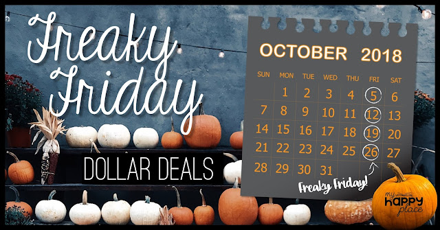 Freaky Friday Dollar Deals