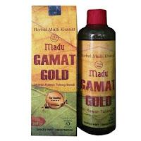 Jual Madu Gamat Gold/Teripang Emas