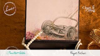 DIY Jewellery Box 2