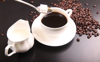 Coffee with Sugar and Milk
