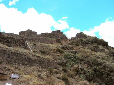 Ruinas de Pisaq, Perú, La vuelta al mundo de Asun y Ricardo, round the world, mundoporlibre.com