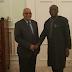 Photos: Dr Kayode Fayemi meets President Jacob Zuma