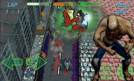 Zombie Rider: Run Smashing Car Free Download For Android APK