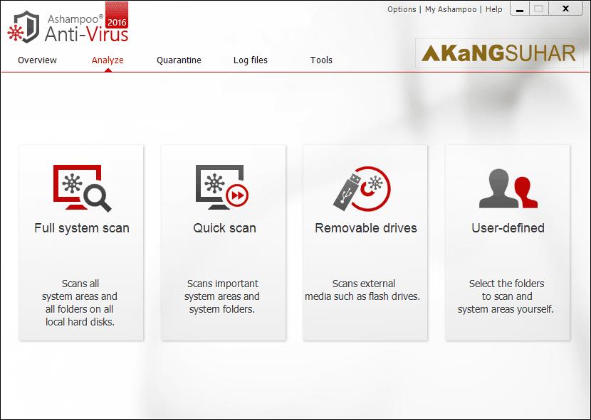 Download Ashampoo Anti-Virus 2016 1.3.0 Full Version