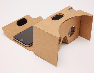 cara membuat google cardboard sendiri