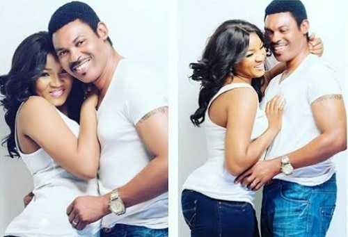 Omotola Celebrates Husband As He Turns 48