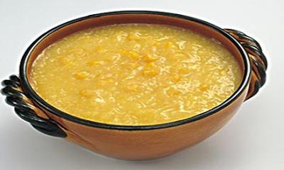 Cháo cà rốt gạo tẻ