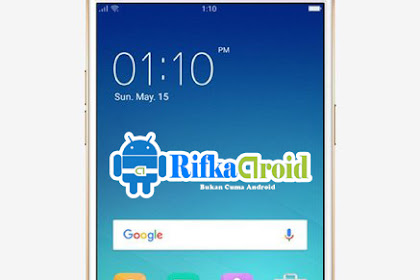 Cara Root Oppo A57 dan Install TWRP Recovery