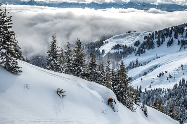 Kitzbüheler Alpen Skifahren