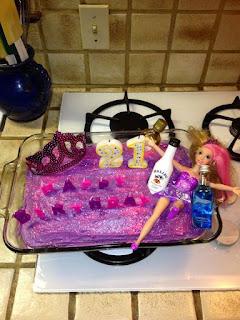 Imagenes de humor - tortas de barbie peda