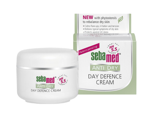 Sebamed Anti-Dry Day Defence Cream, Krim Pelembab Wajah