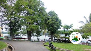 wisata danau buatan pekanbaru