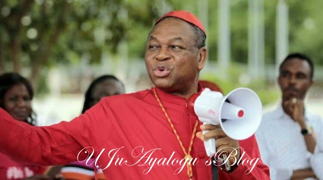 Onaiyekan to Christians: Christianise Nigeria instead of complaining about Islamisation