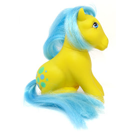 My Little Pony Bubbles France  Earth Ponies G1 Pony