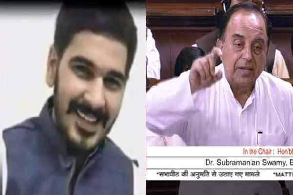 subramanian-swamy-told-vikas-barala-drunk-goons-file-pil-in-court