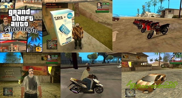Download GTA extreme versi 7.1 ( Terbaru )