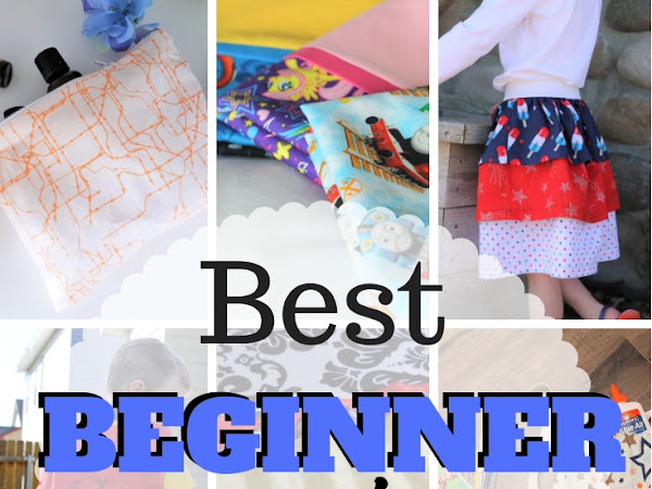 200 Beginner Sewing Projects