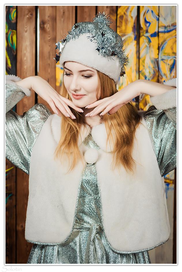 снегурочка фотосессия Тамбов