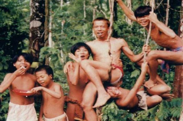 Suku Anak Dalam (Jambi)