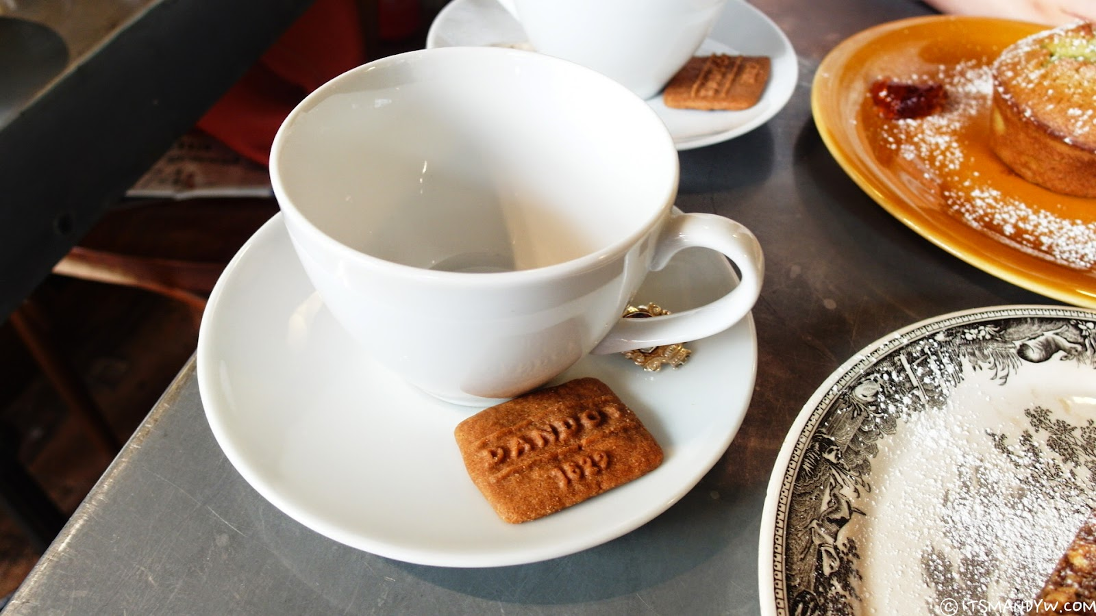 🇧🇪 比利時 | 布魯塞爾 隱世甜點店 - A.M. Sweet