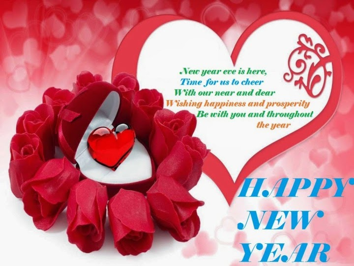 Happy New Year 2016 Love Pictures for Wife