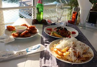 A lovely dinner