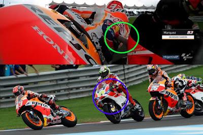 Jadi Korban Pertama, Marquez Protes Penggunaan Winglet