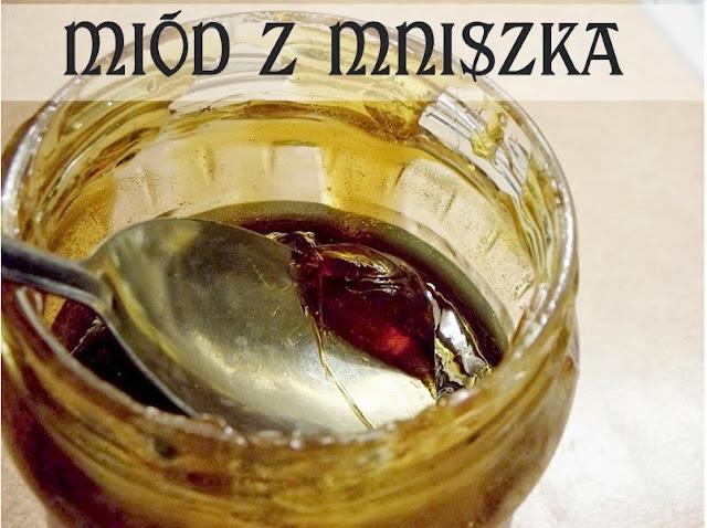 miód z mniszka