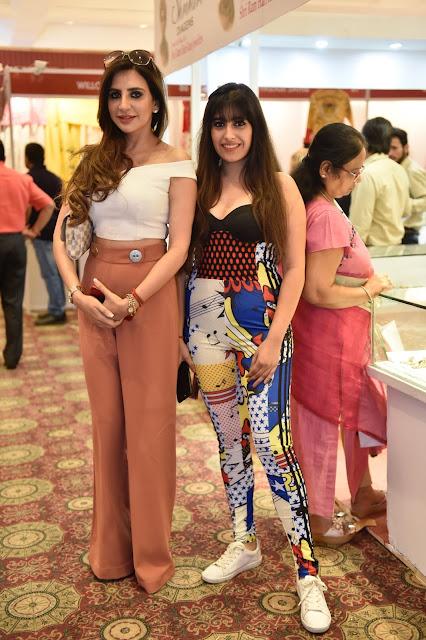 Rashmi and Aska Sachdeva