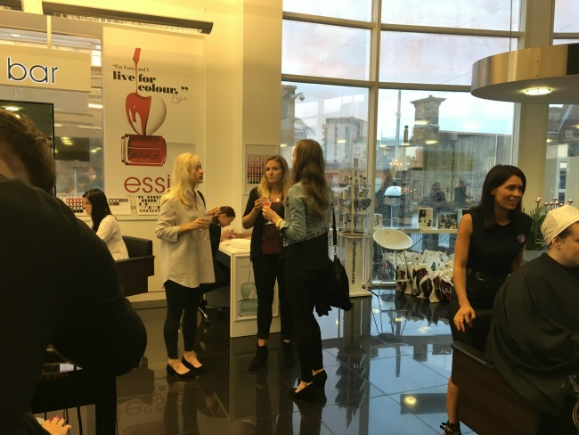 ken-picton-salon-Cardiff-a-review-Amy-and-views-over-Cardiff-bay