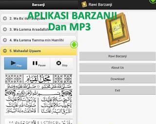 Aplikasi Baca Maulid Rawi Barzanji Lengkap Dengan Mp3