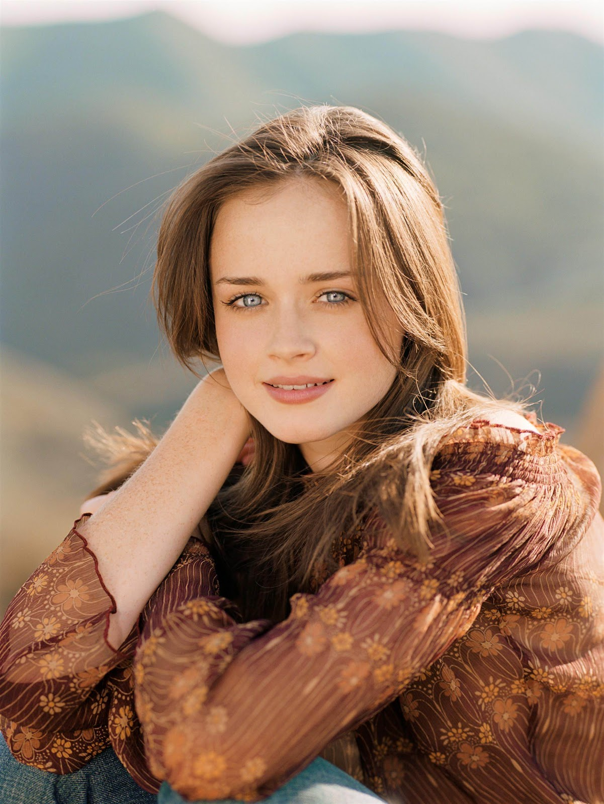 Account Wallpaper For 11 Girls Alexis Bledel Summary Film Actresses