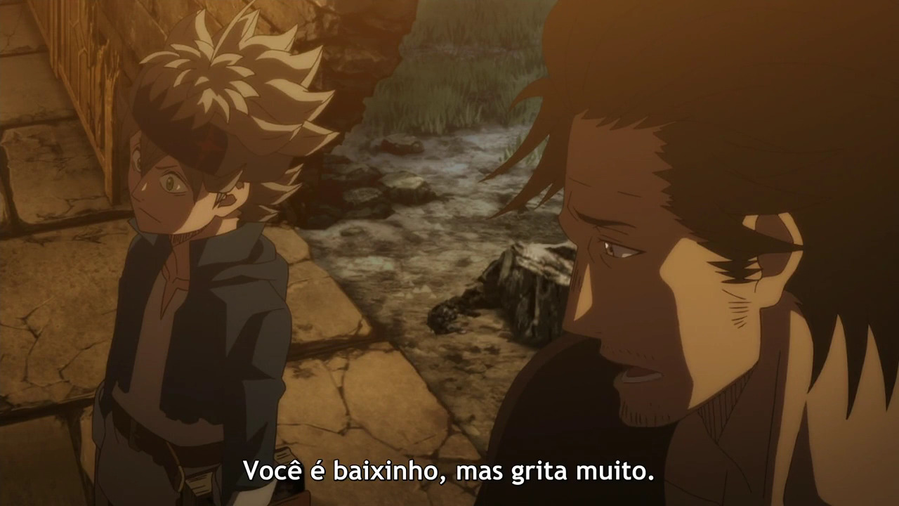 Black Clover Episódio 06 – Os Touros Negros