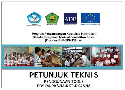 Download Aplikasi Master Tool Rencana Kerja Sekolah (RKS) SD/MI Terlengkap 2016/2017