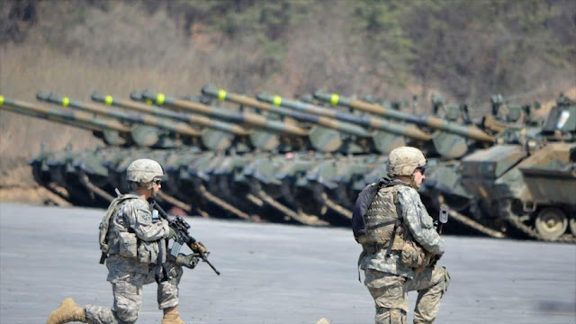 "Corea del Norte advierte a Washington y Seúl de una ""guerra real"""