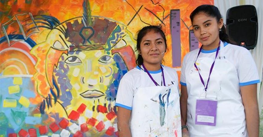 EL PAÍS QUE IMAGINAMOS: Este año los Juegos Florales presentan el Concurso Murales de la Libertad [Inscripciones] www.minedu.gob.pe