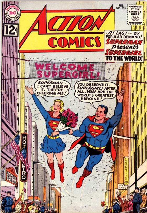 Action Comics #285 (febrero 1962)
