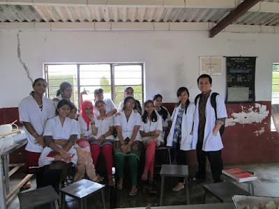 kisah tahun pertama kuliah ayurveda