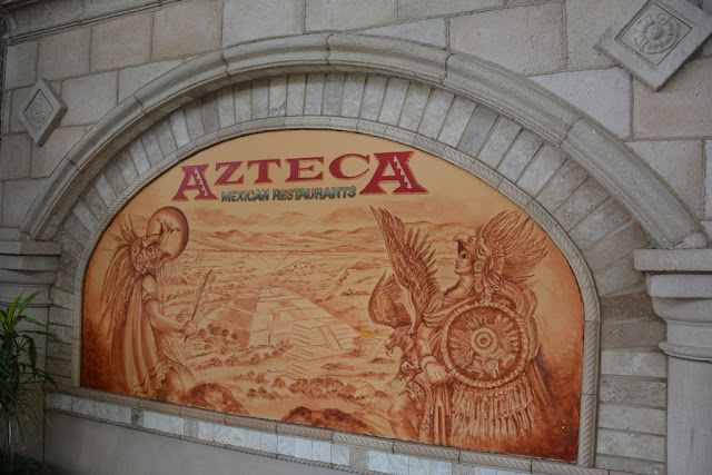Northgate Mall Seattle Azteca