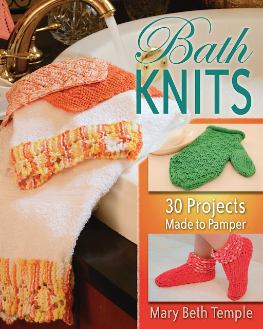 Bath Knits Book Review and Giveaway!