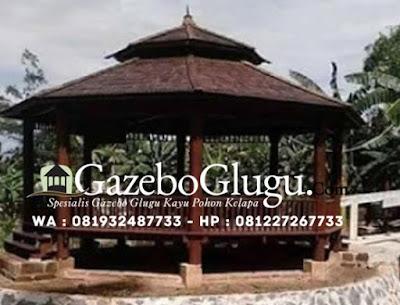 Gazebo Segi Delapan