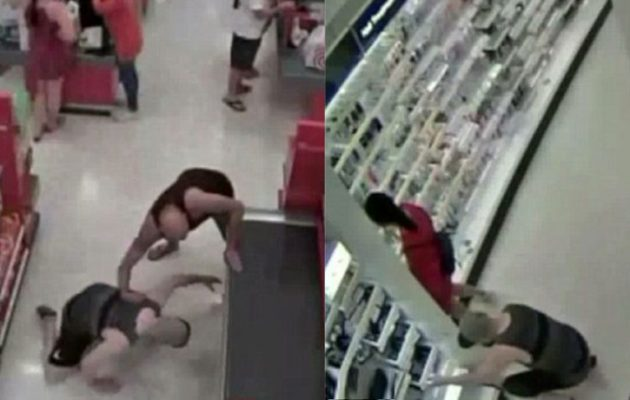 Πατέρας έδειρε άνδρα που έβγαζε φωτογραφίες κάτω από την φούστα της 15χρονης κόρης του (βίντεο)
