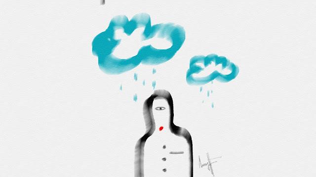နရီမင္း ● မိုးကဗ်ာ