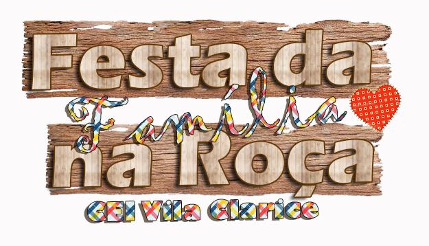 Cei vila clarice betsaida festa da fam lia na ro a for Familia roca