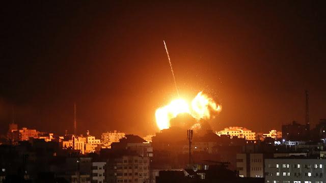 Tensión en Gaza: Israel y Palestina rompen el alto el fuego con un intercambio de ataques