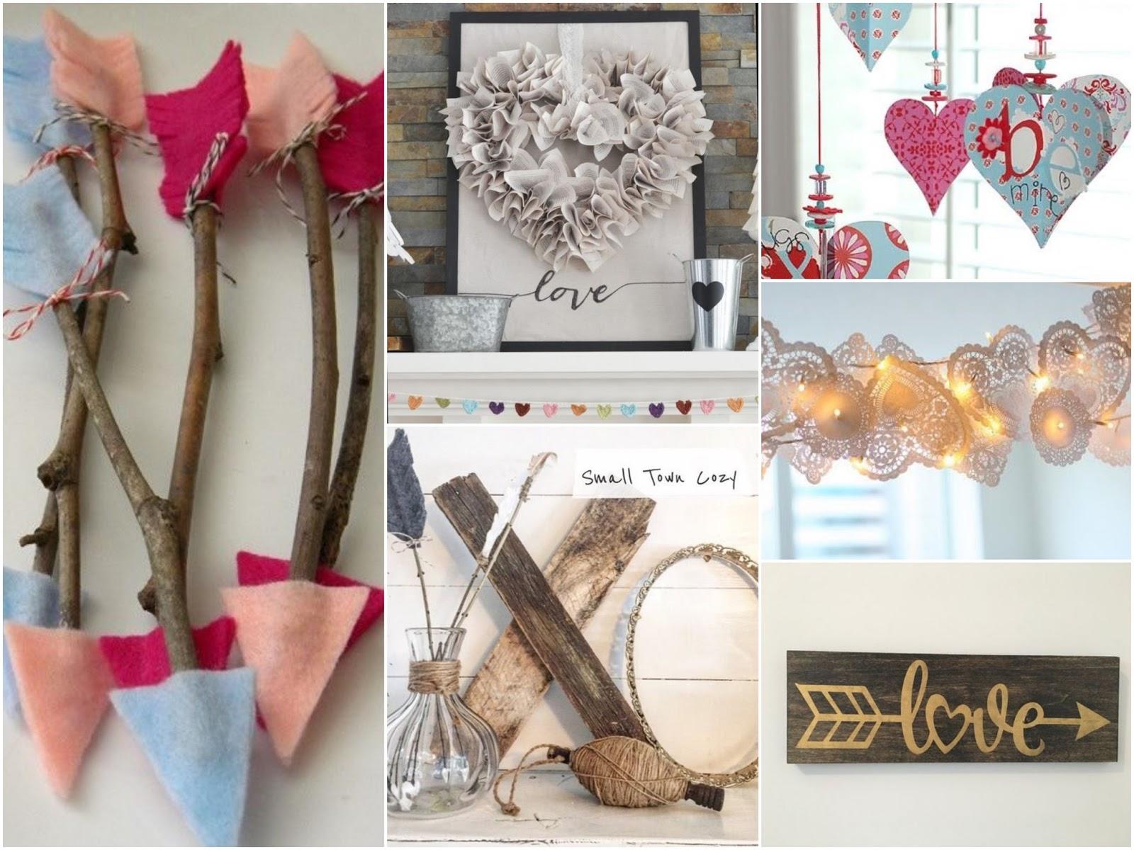 Pomysły Na Walentynkowe Dekoracje I Niespodzianki Mieszkanie Marzeń