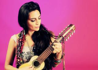cantante argentina SOFÍA REI