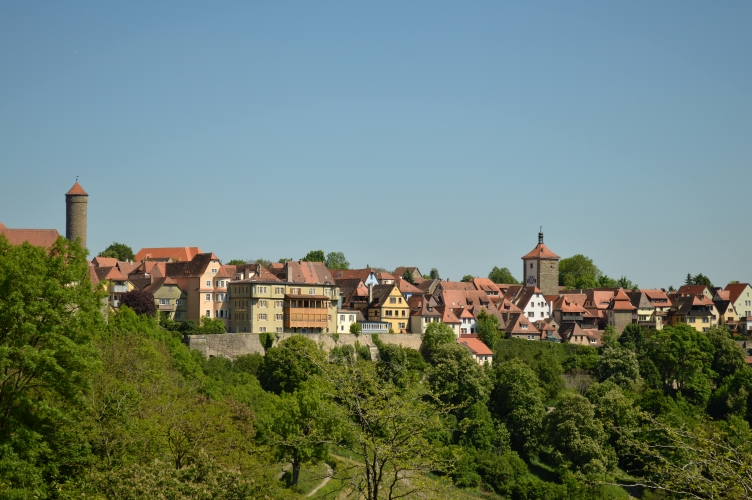 visit rothenburg, fortification, medieval architecture, german medieval town, harry potter filming, butterbrezel, rothenburg ob der tauber, georgiana quaint, travelogue, travel blog